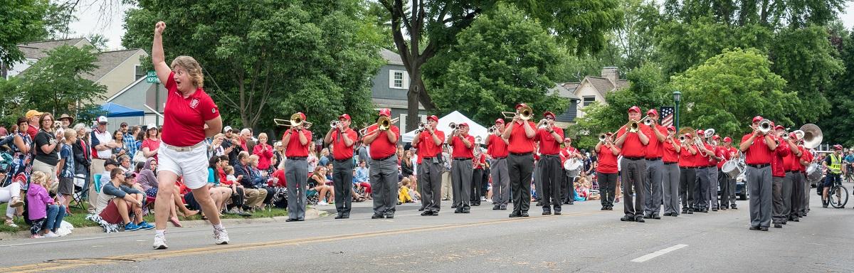 Upper Arlington Fourth of July Parade