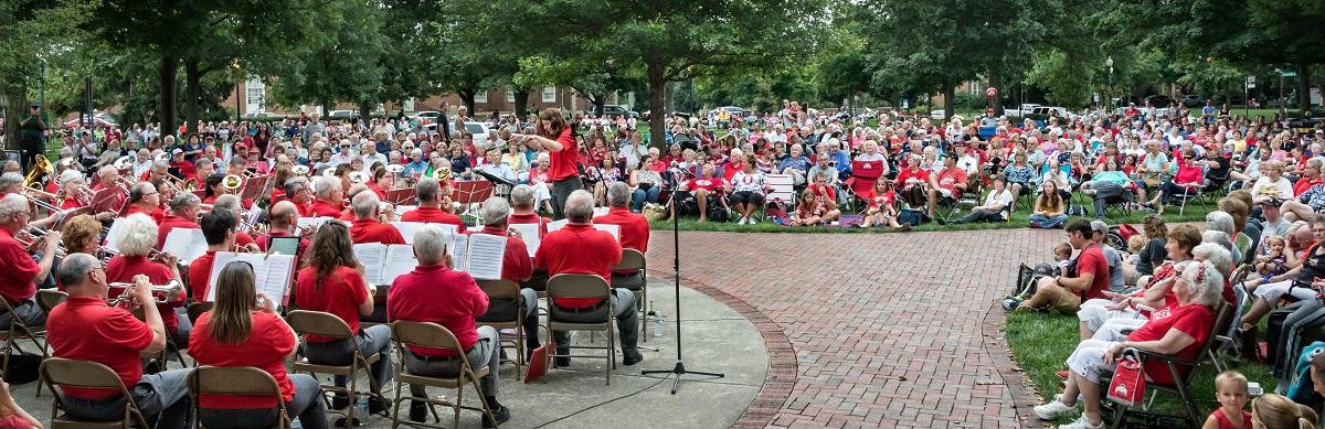 Worthington Concert on the Green