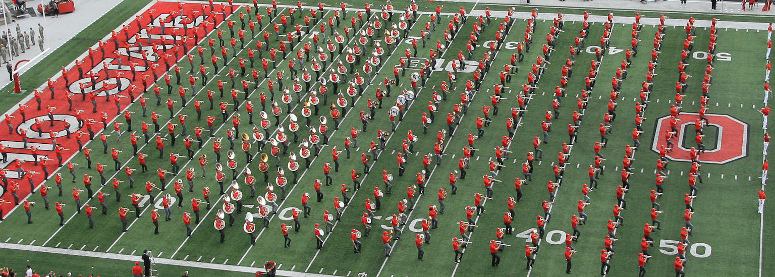OSU Football and the OSUMB: An Evening with Jack Park